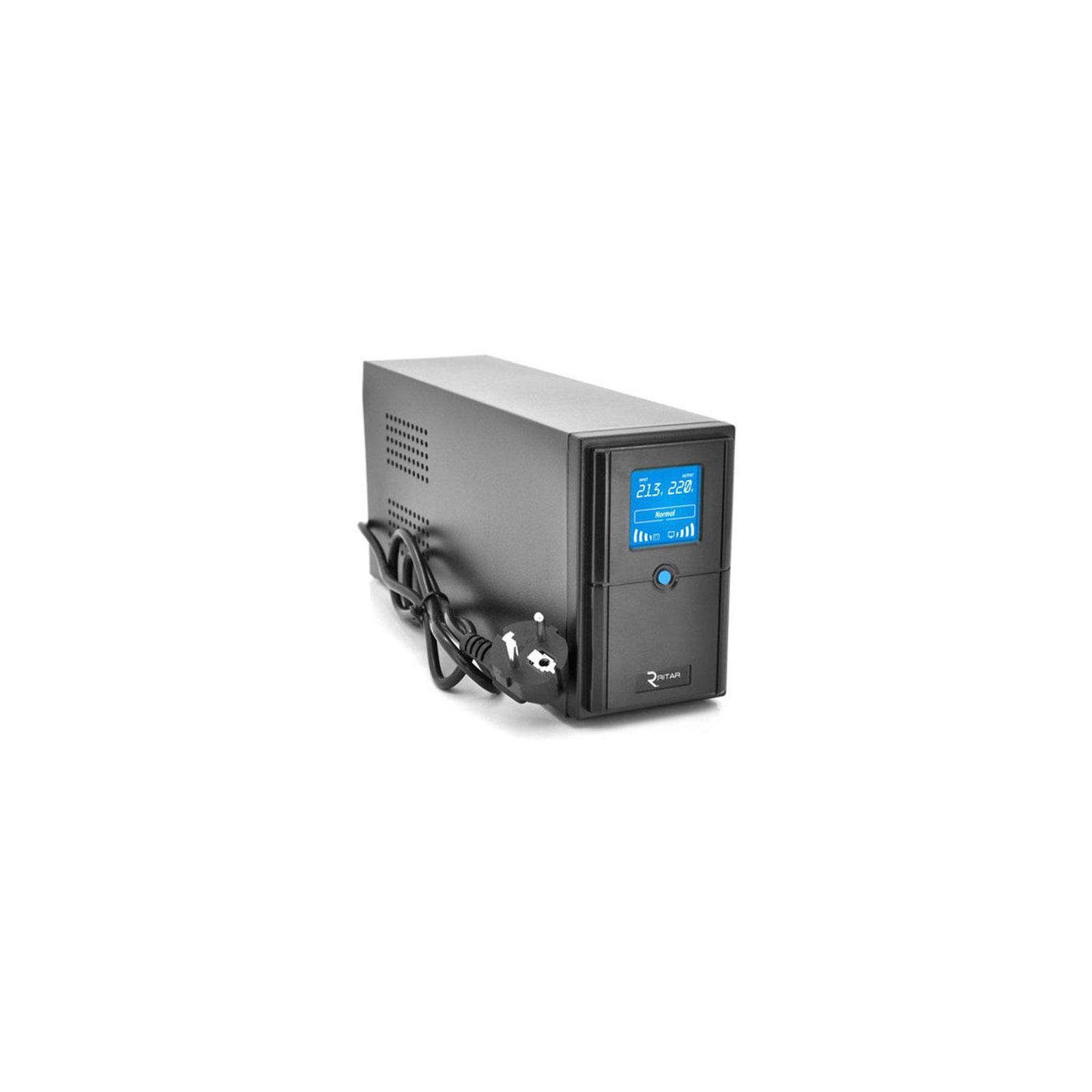 Источник бесперебойного питания Ritar E-RTM800 (480W) ELF-D (E-RTM800D)