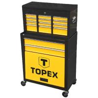 Ящик для інструментів Topex 2 выдвижных ящика (79R500)