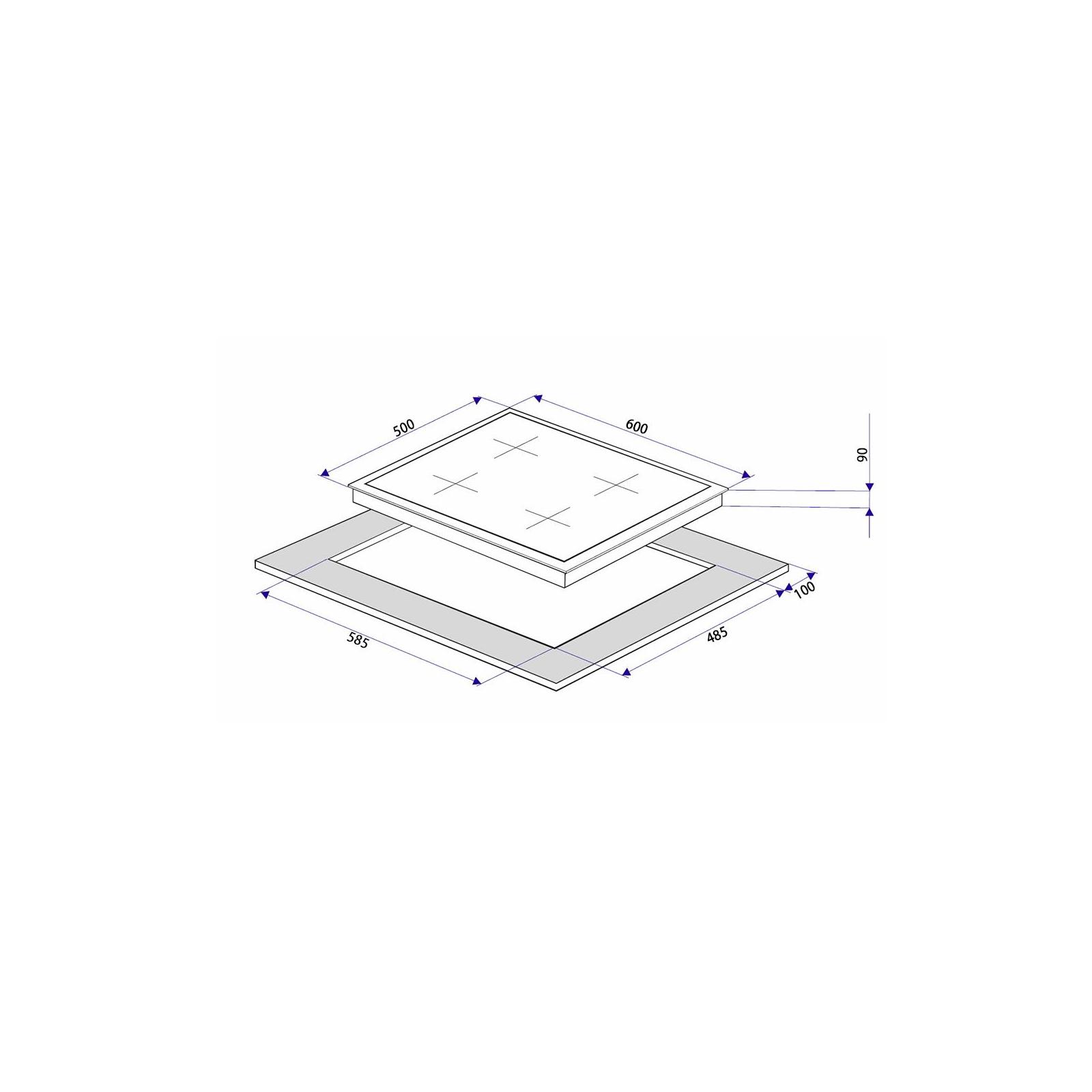 Варочная поверхность MINOLA MKM 63515 I изображение 7
