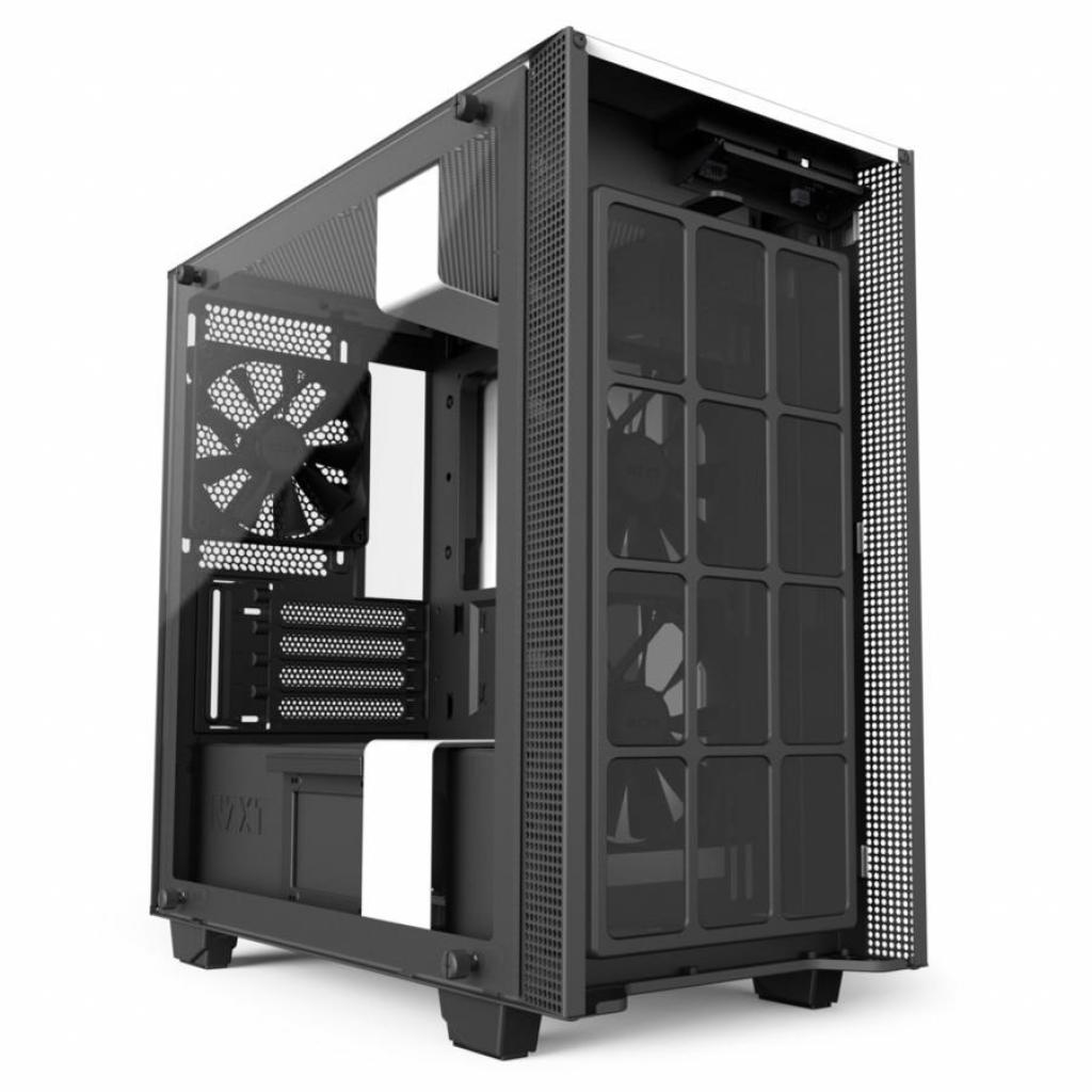 Корпус NZXT H400i SMART BLACK (CA-H400W-WB) изображение 10