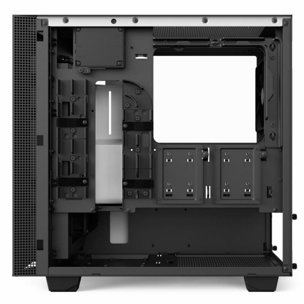 Корпус NZXT H400i SMART BLACK (CA-H400W-WB) изображение 2