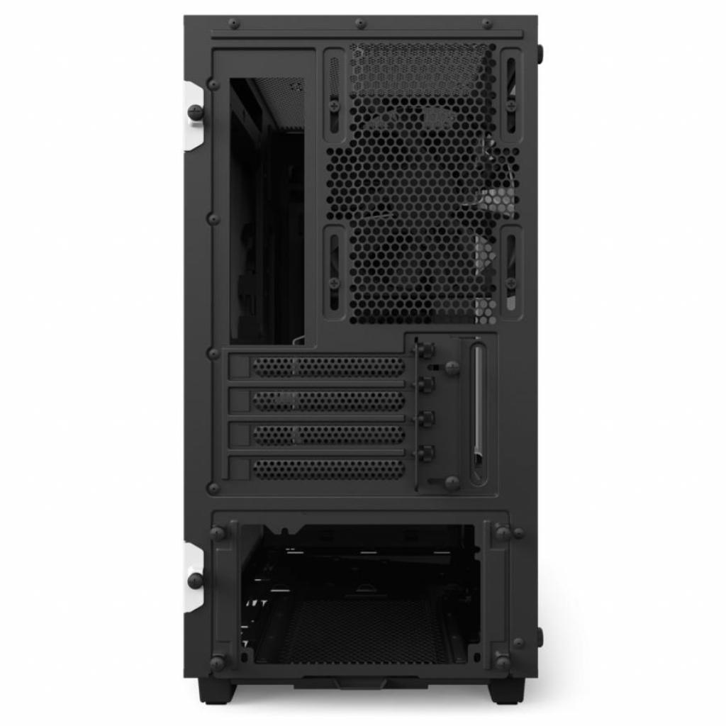 Корпус NZXT H400i SMART BLACK (CA-H400W-WB) изображение 5