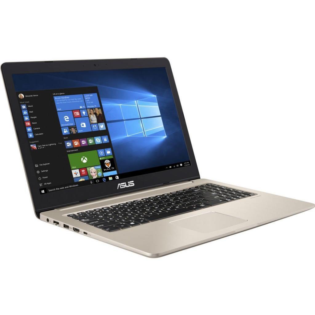 Ноутбук ASUS N580GD (N580GD-E4010) изображение 2