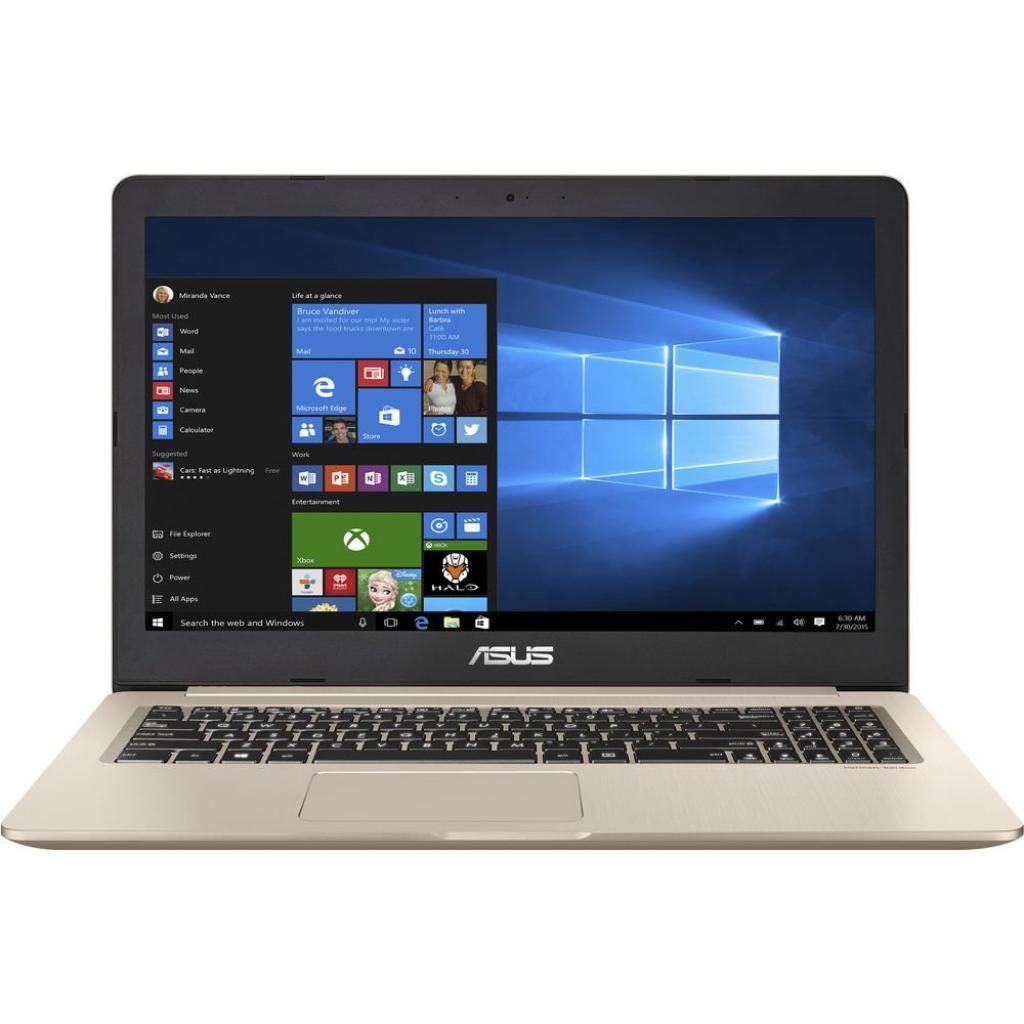 Ноутбук ASUS N580GD (N580GD-E4010)