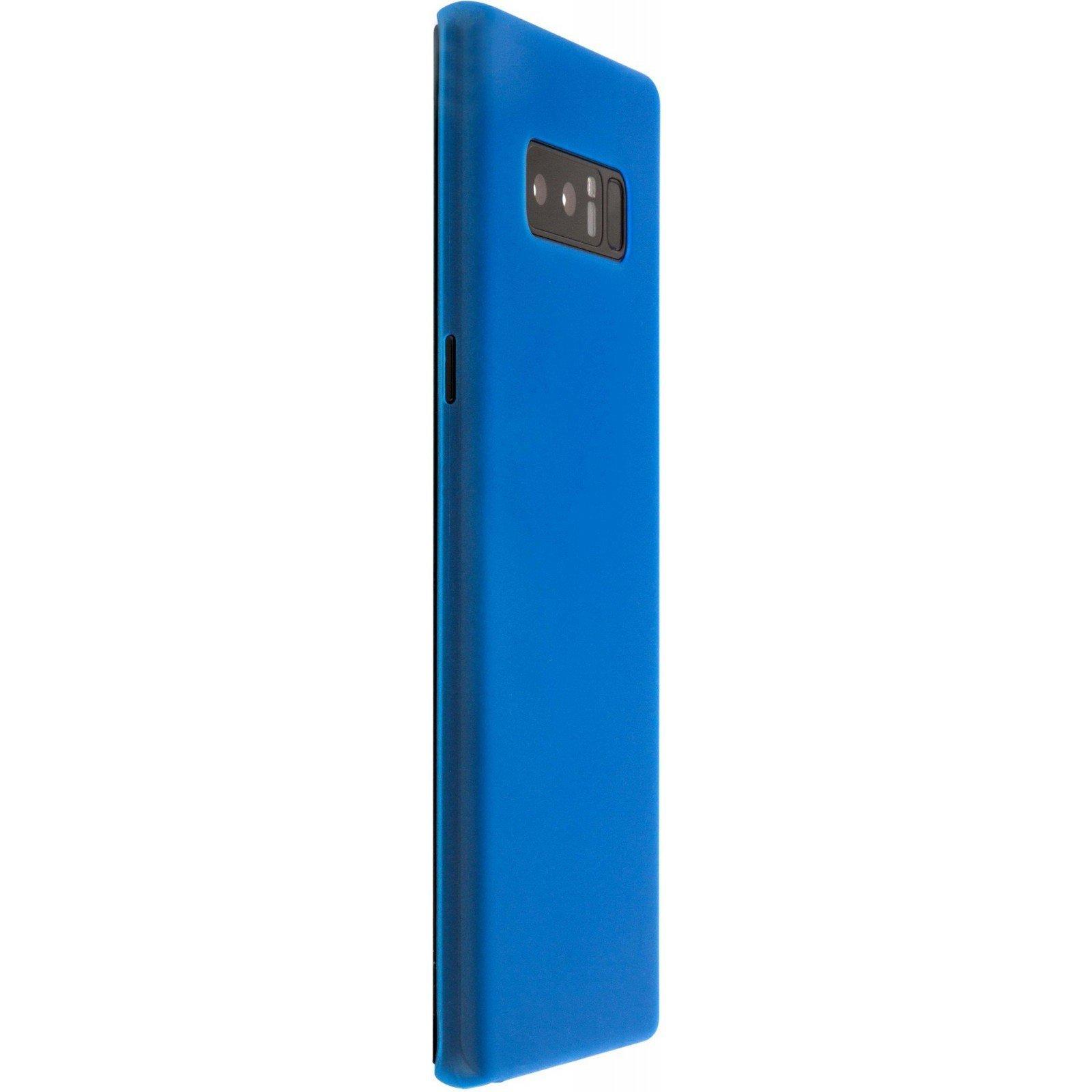 Чехол для моб. телефона MakeFuture PP/Ice Case для Samsung Note 8 Blue (MCI-SN8BL) изображение 2
