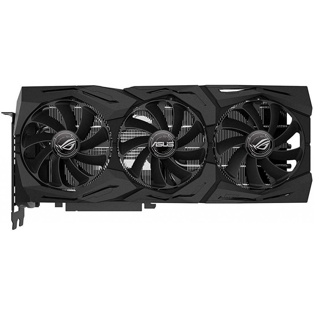 Видеокарта ASUS GeForce RTX2080 8192Mb ROG STRIX OC GAMING (ROG-STRIX-RTX2080-O8G-GAMING) изображение 2