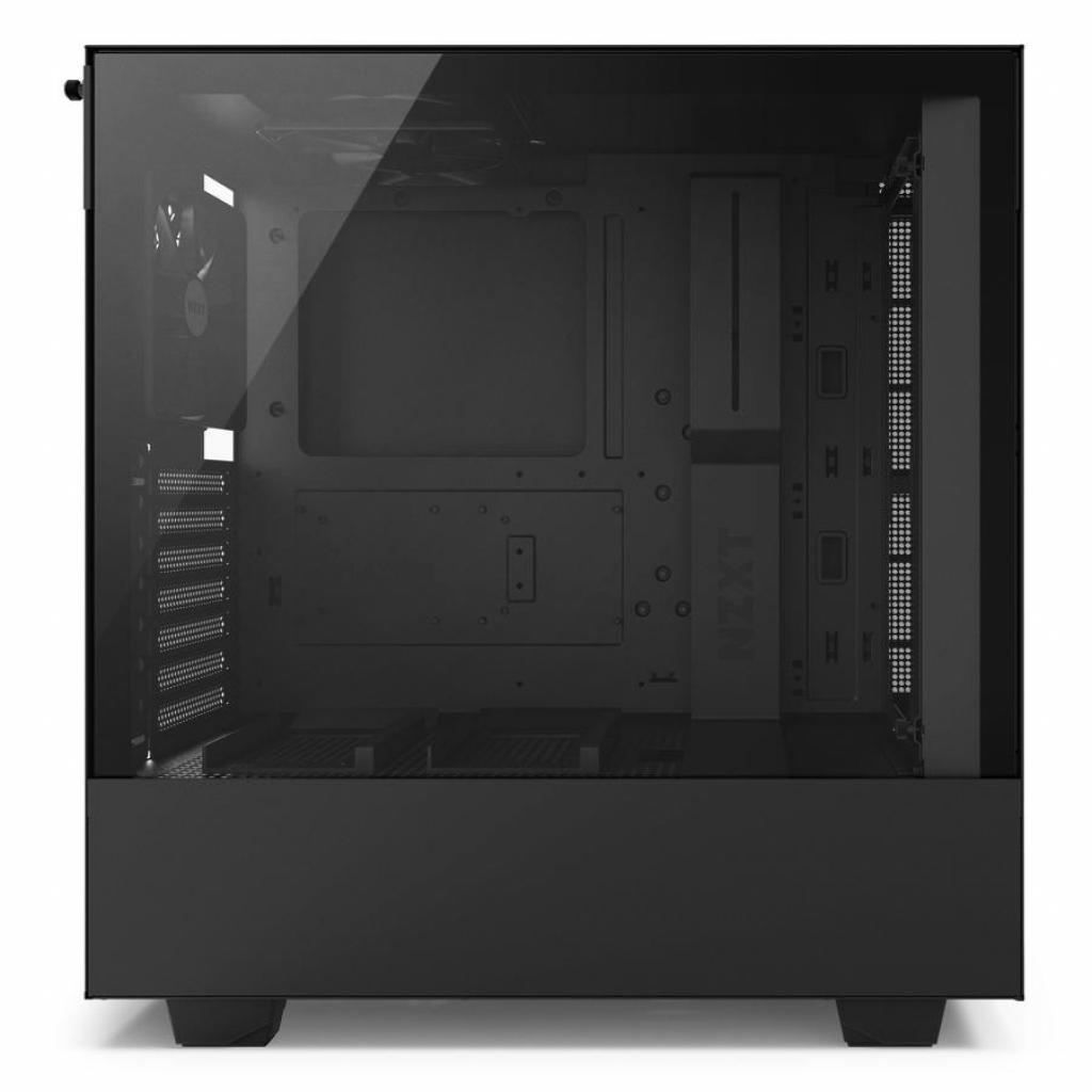 Корпус NZXT H500 Black (CA-H500B-B1) изображение 3