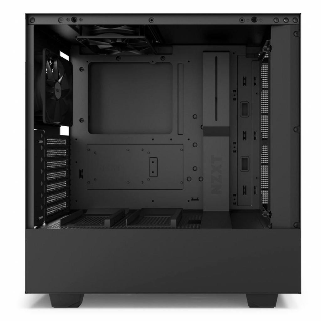 Корпус NZXT H500 Black (CA-H500B-B1) изображение 5