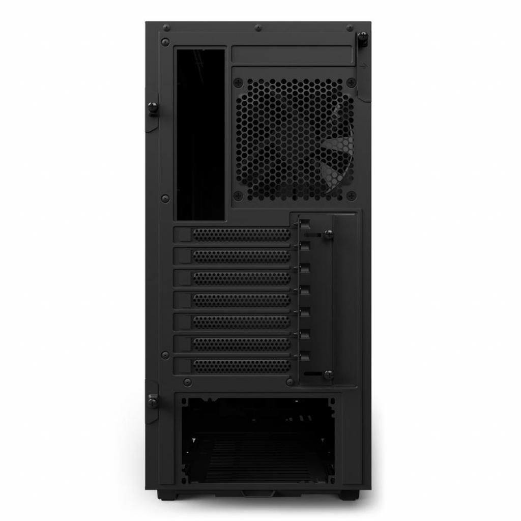 Корпус NZXT H500 Black (CA-H500B-B1) изображение 6