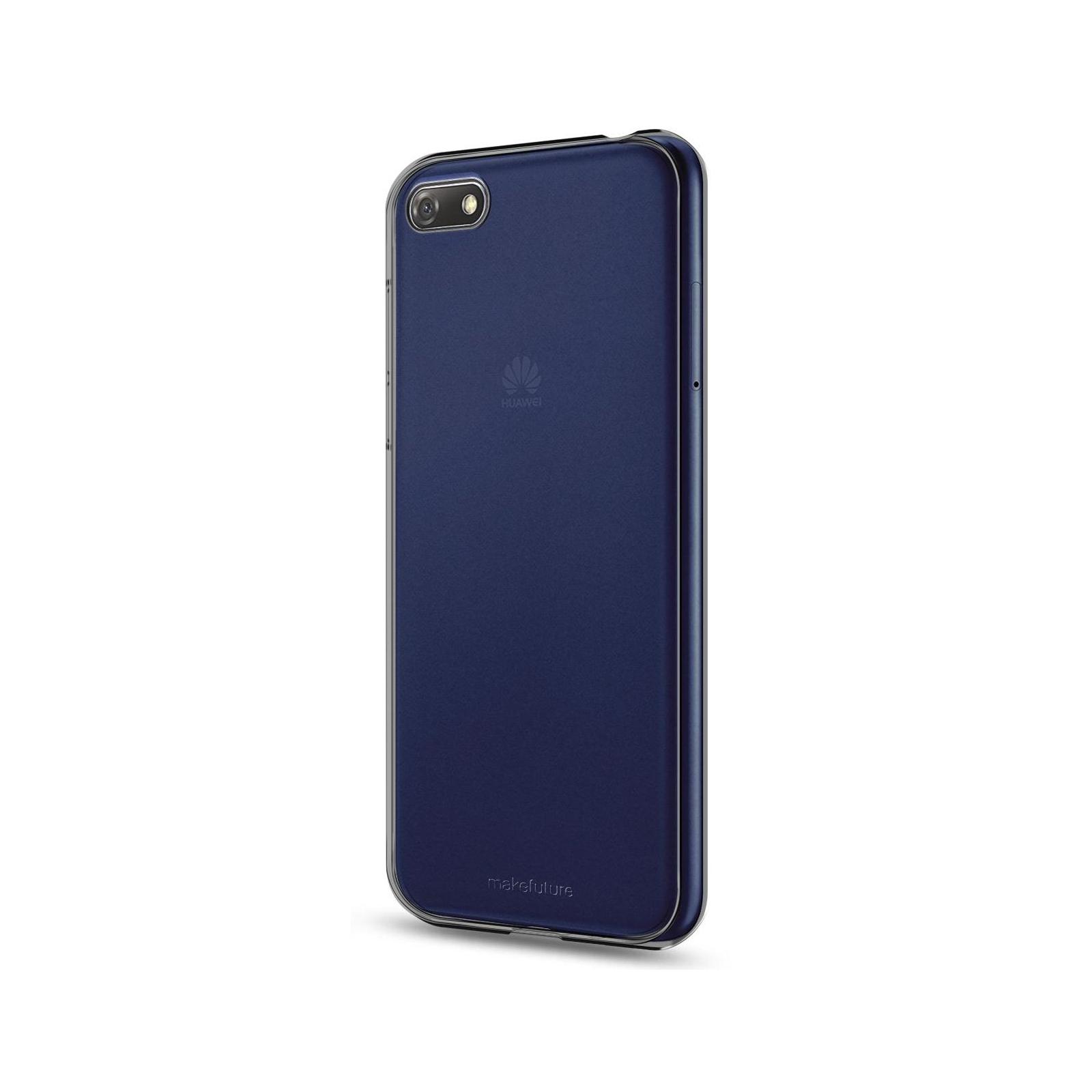 Чехол для моб. телефона MakeFuture Air Case (Clear TPU) Huawei Y6 2018 Black (MCA-HUY618BK) изображение 2