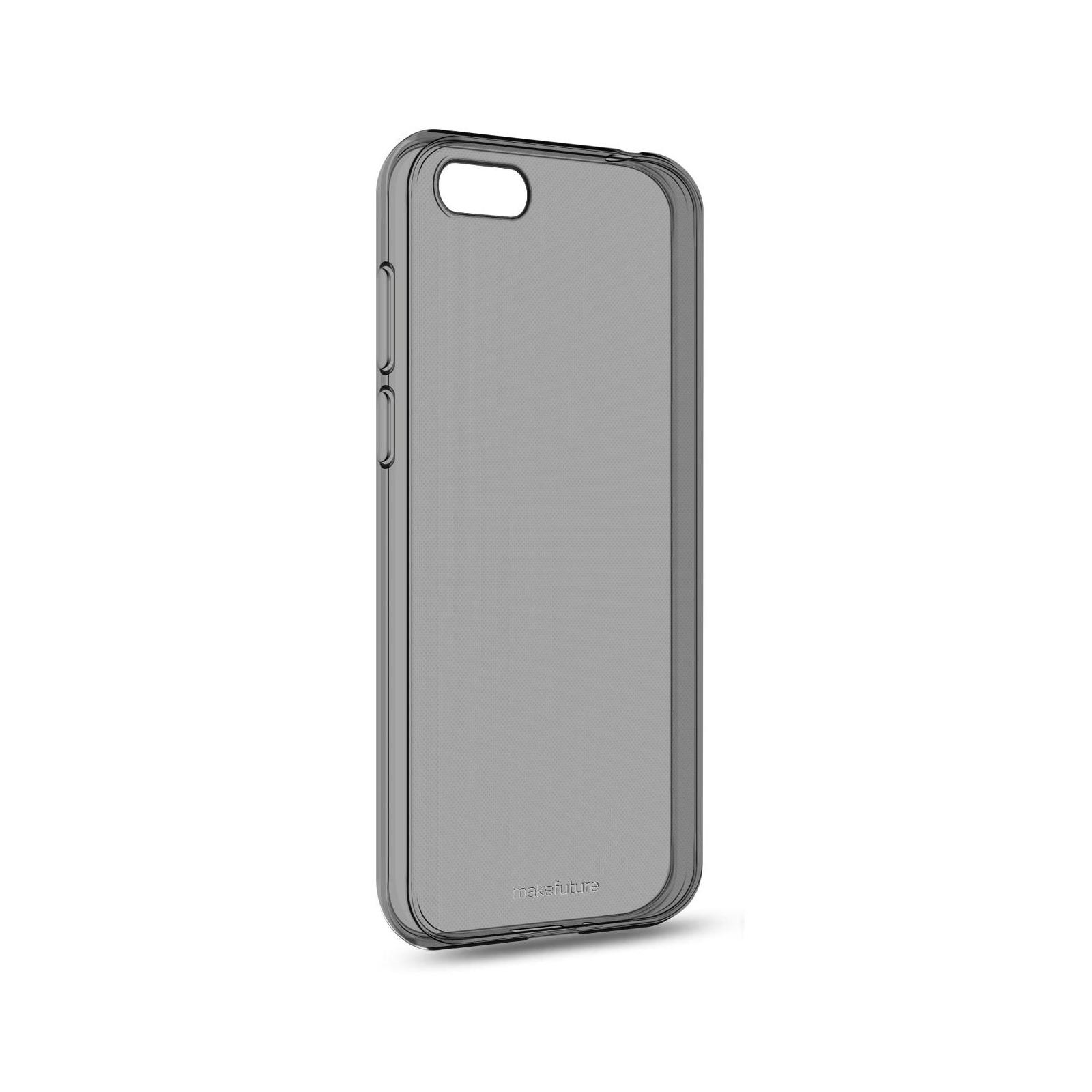 Чехол для моб. телефона MakeFuture Air Case (Clear TPU) Huawei Y6 2018 Black (MCA-HUY618BK)