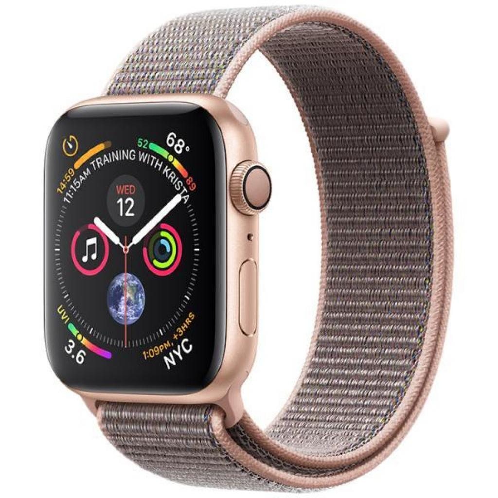 Смарт-часы Apple Watch Series 4 GPS, 40mm Gold Aluminium Case (MU692UA/A)