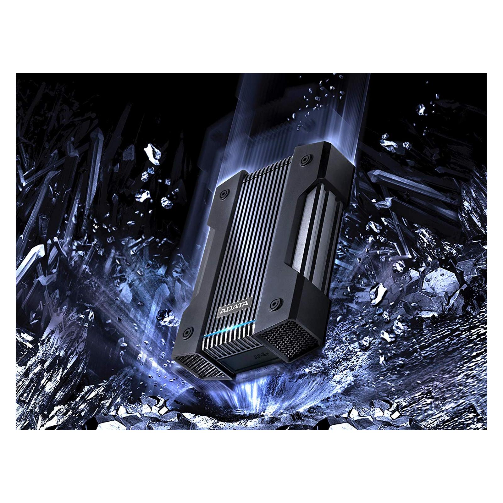 """Внешний жесткий диск 2.5"""" 4TB ADATA (AHD830-4TU31-CBK) изображение 8"""