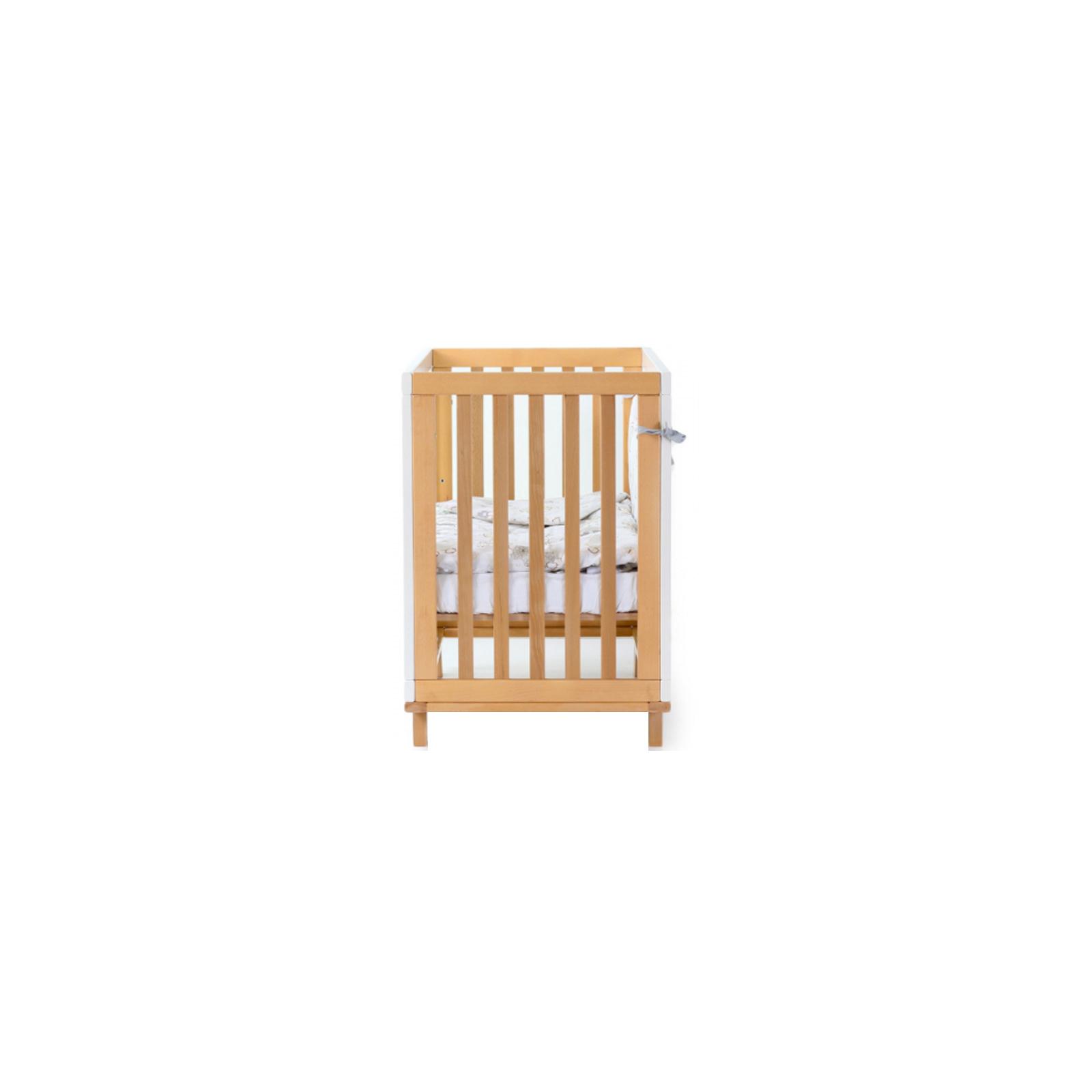Кроватка Верес Соня ЛД-1 Манхеттен бело-буковая без ящика (1.1.70.32.15) изображение 4