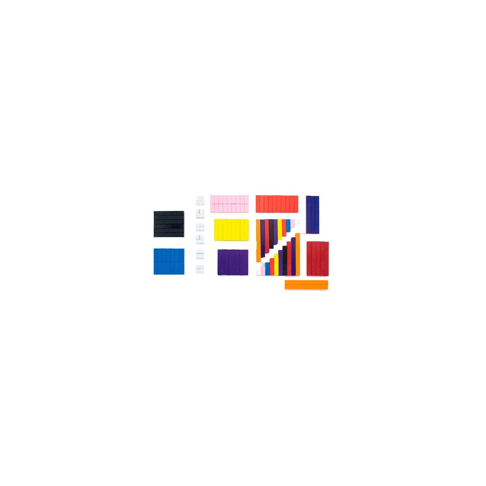 Навчальний набір Viga Toys Палички Кюїзенера (51765) зображення 3