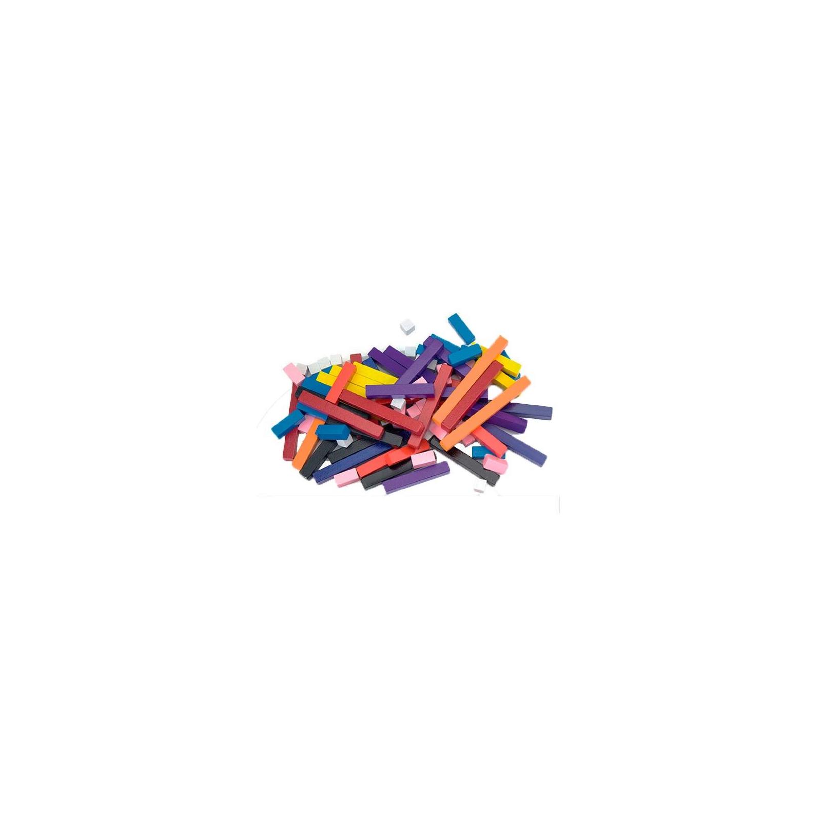 Навчальний набір Viga Toys Палички Кюїзенера (51765) зображення 4
