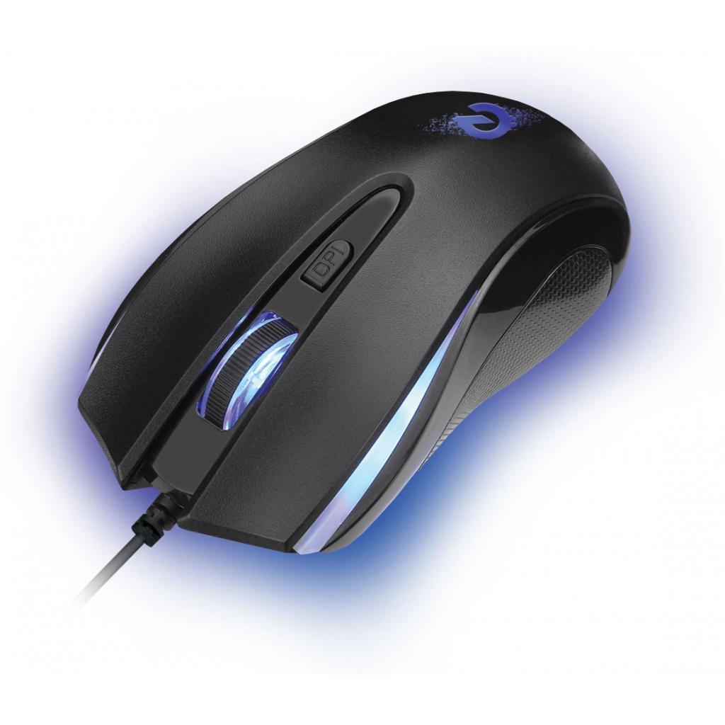 Мышка Ergo NL-420 Black (NL-420)