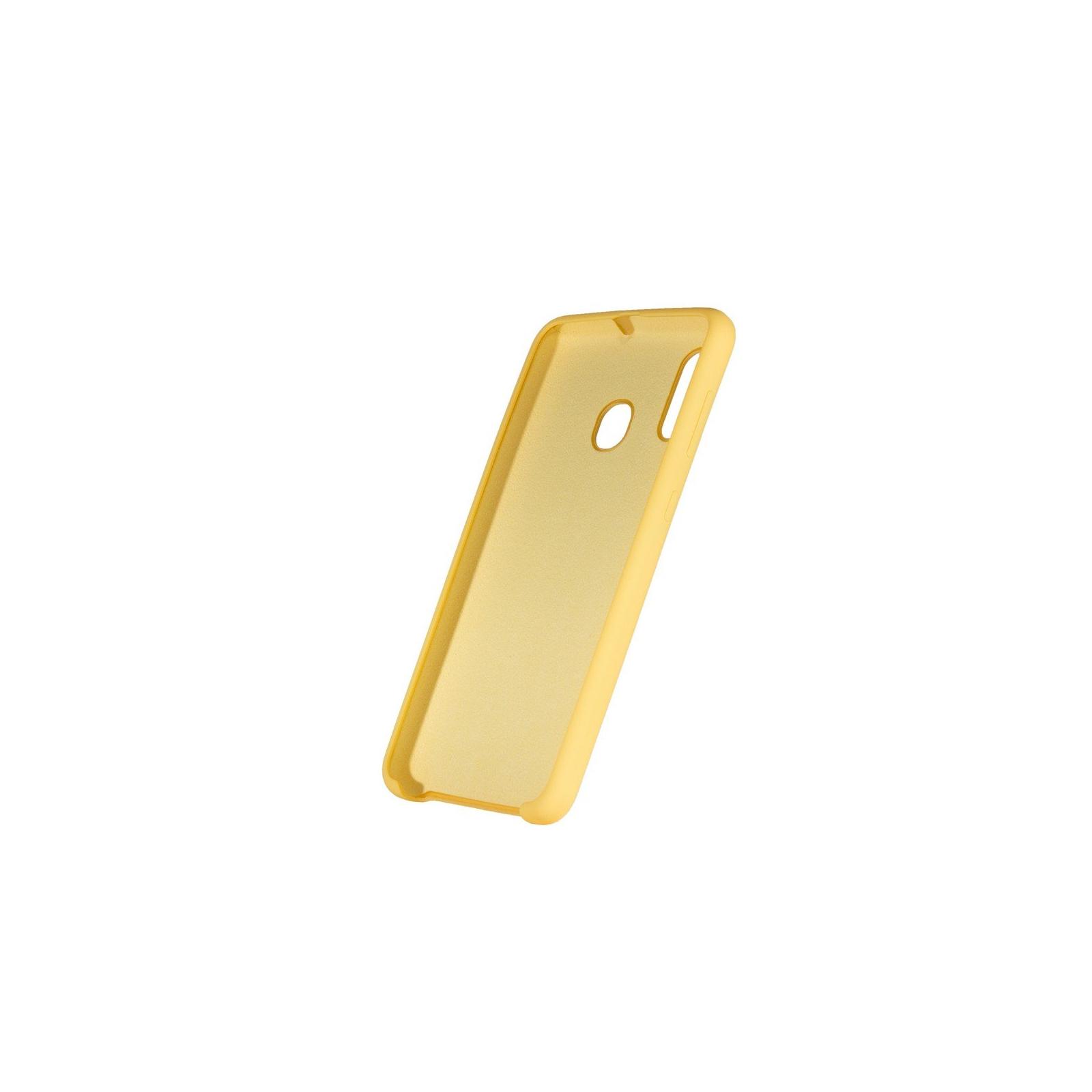 Чехол для моб. телефона ColorWay ColorWay Liquid Silicone для Samsung Galaxy A30 Red (CW-CLSSGA305-RD) изображение 4