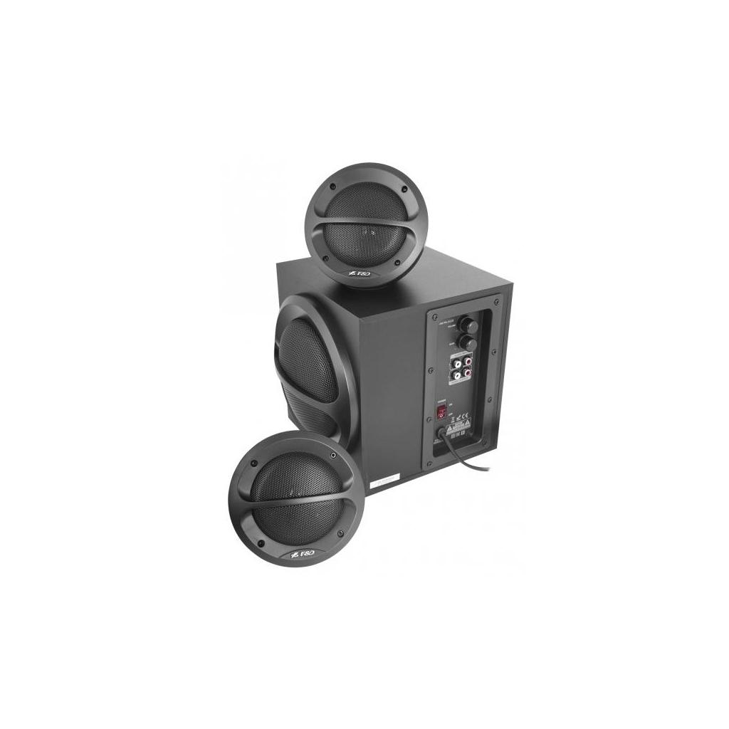 Акустическая система A-110 black F&D изображение 2