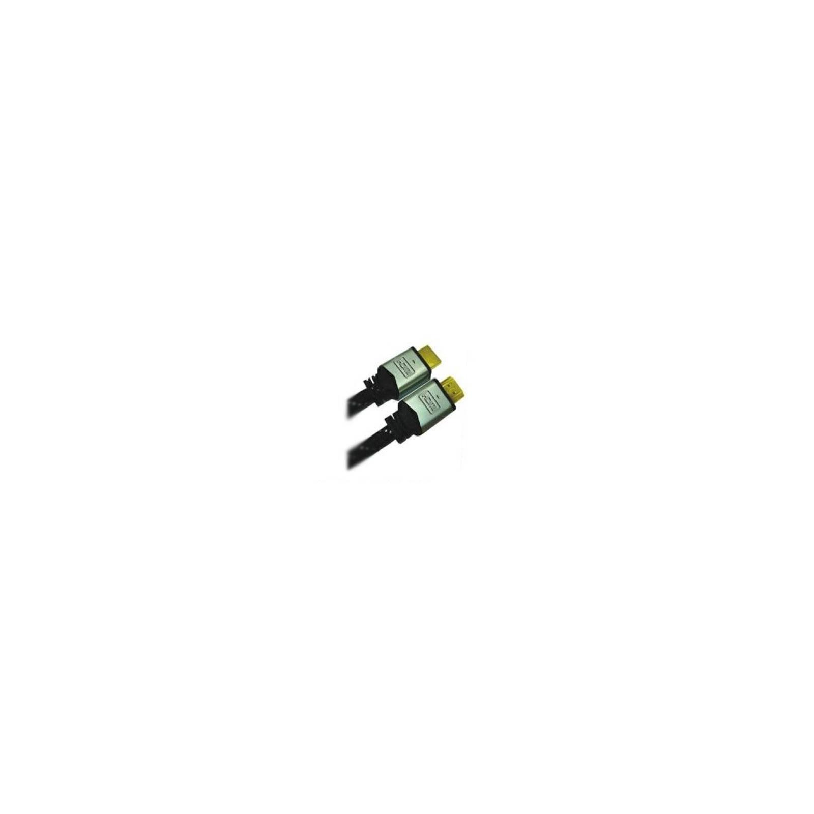 Кабель мультимедийный HDMI to HDMI 3.0m Viewcon (VD 112-3м.)