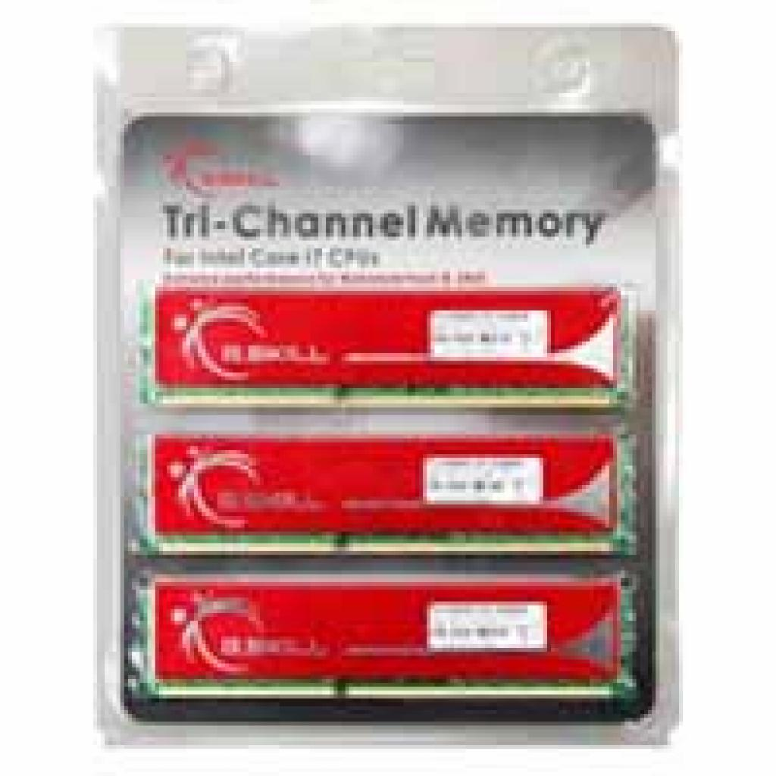 Модуль памяти для компьютера DDR3 6GB (3x2GB) 1600 MHz G.Skill (F3-12800CL9T-6GBNQ)
