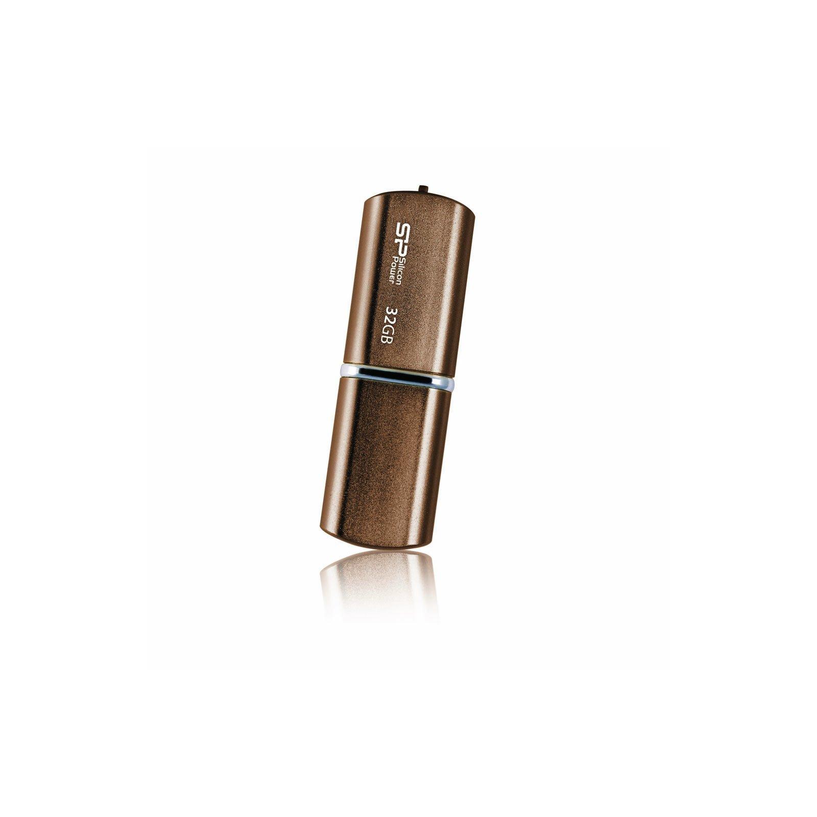 USB флеш накопитель Silicon Power 32Gb LuxMini 720 Bronze (SP032GBUF2720V1Z)