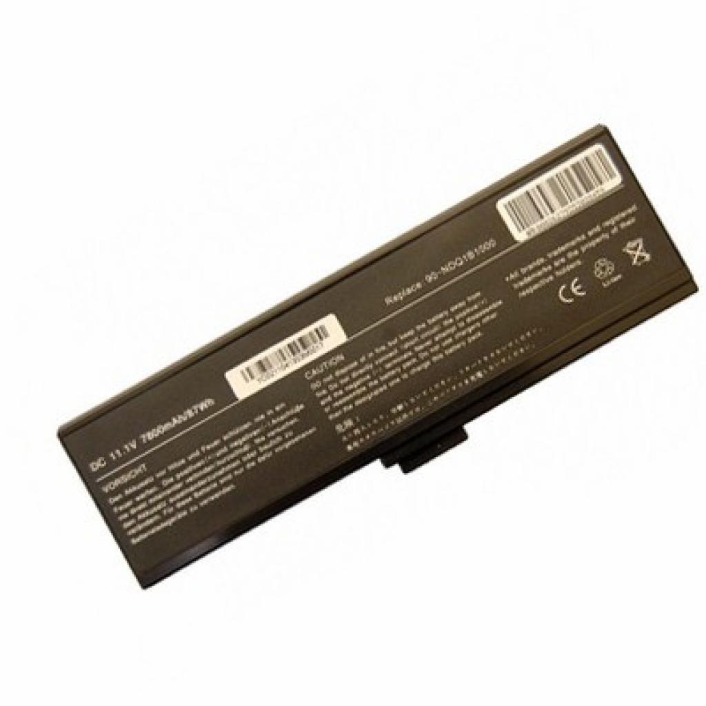Аккумулятор для ноутбука Asus A32-W7 W7F BatteryExpert (A32-W7 L 78)