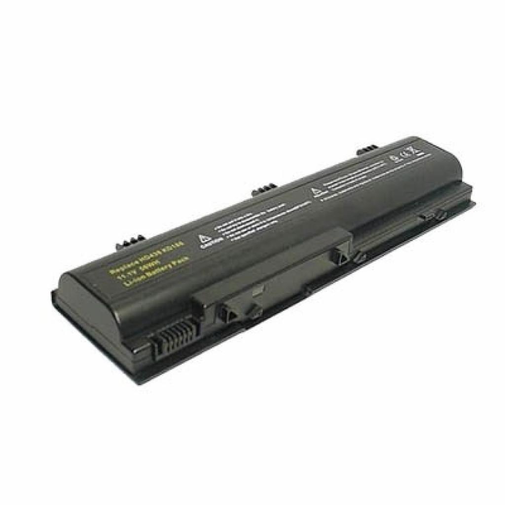 Аккумулятор для ноутбука Dell HD438 Inspiron 1300 BatteryExpert (KD186 L 52)
