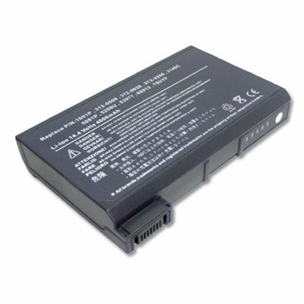 Аккумулятор для ноутбука Dell 1691P Latitude C500 BatteryExpert (1691P LB 52)