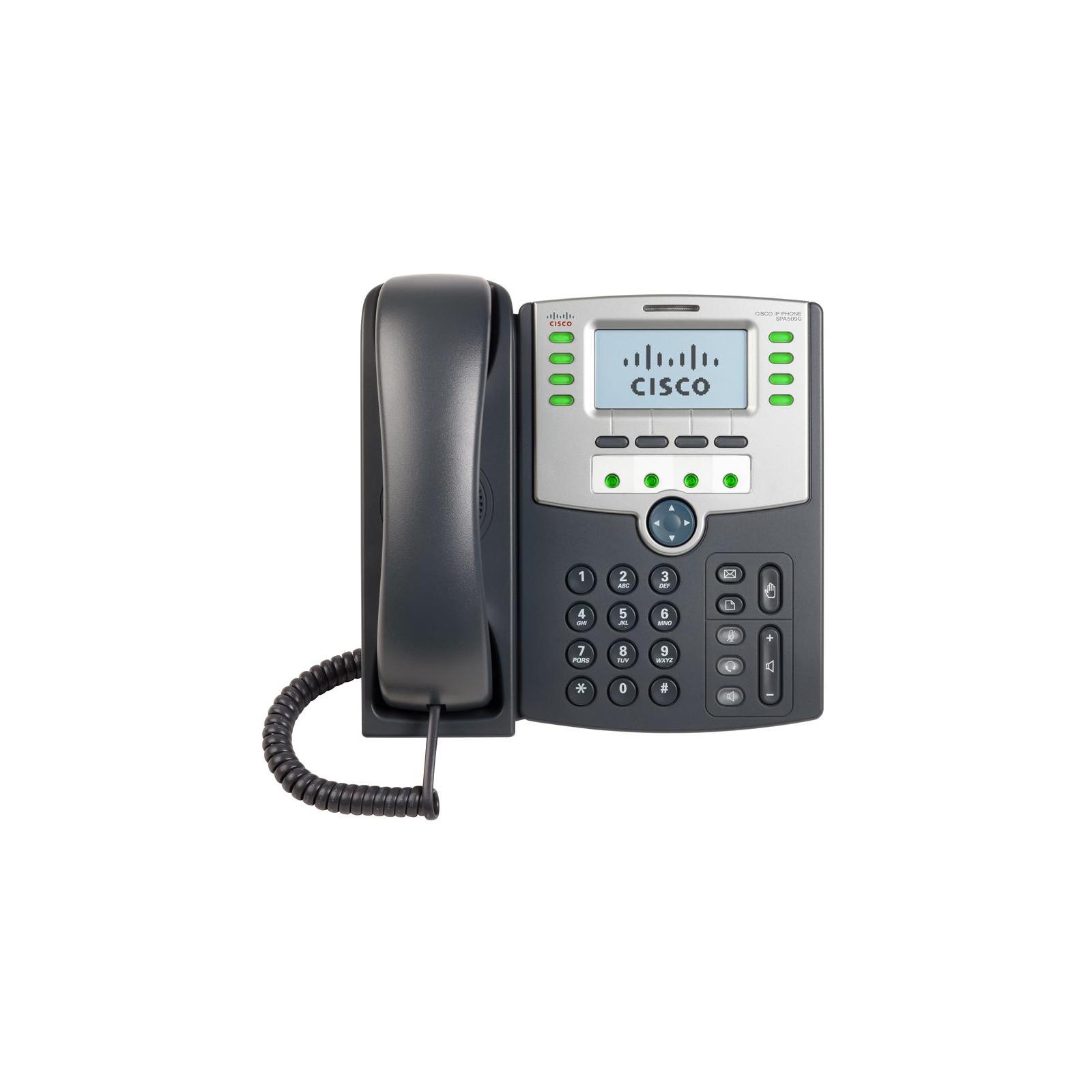 IP телефон Cisco SPA509 (SPA509G) изображение 2
