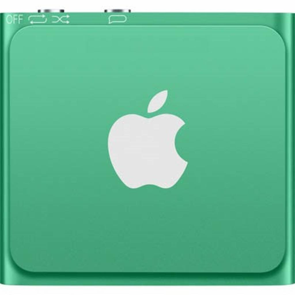 mp3 плеер Apple iPod Shuffle 2GB Green (MD776RP/A) изображение 2