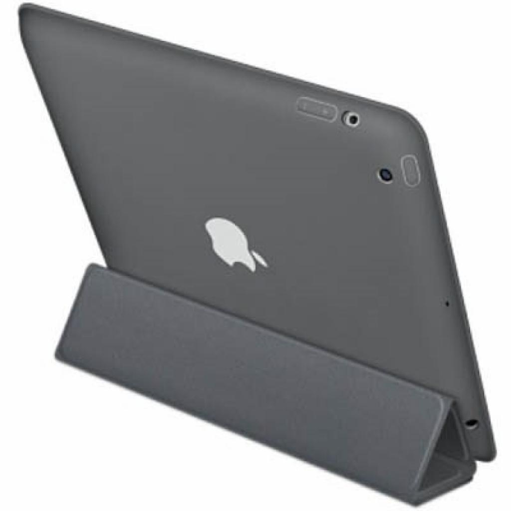 Чехол для планшета Apple iPad Smart Case для iPad (dark gray) (MD454ZM/A) изображение 2