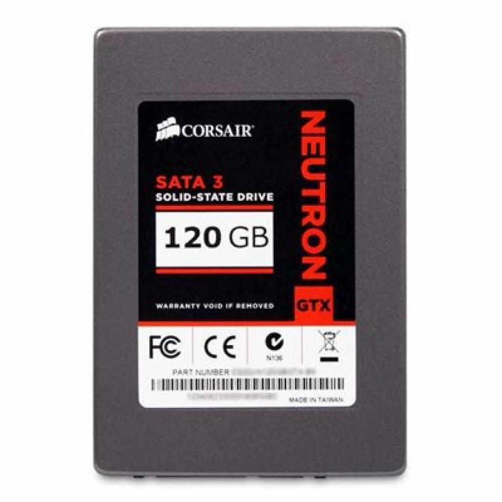"Накопитель SSD 2.5"" 120GB CORSAIR (CSSD-N120GBGTX-BK)"