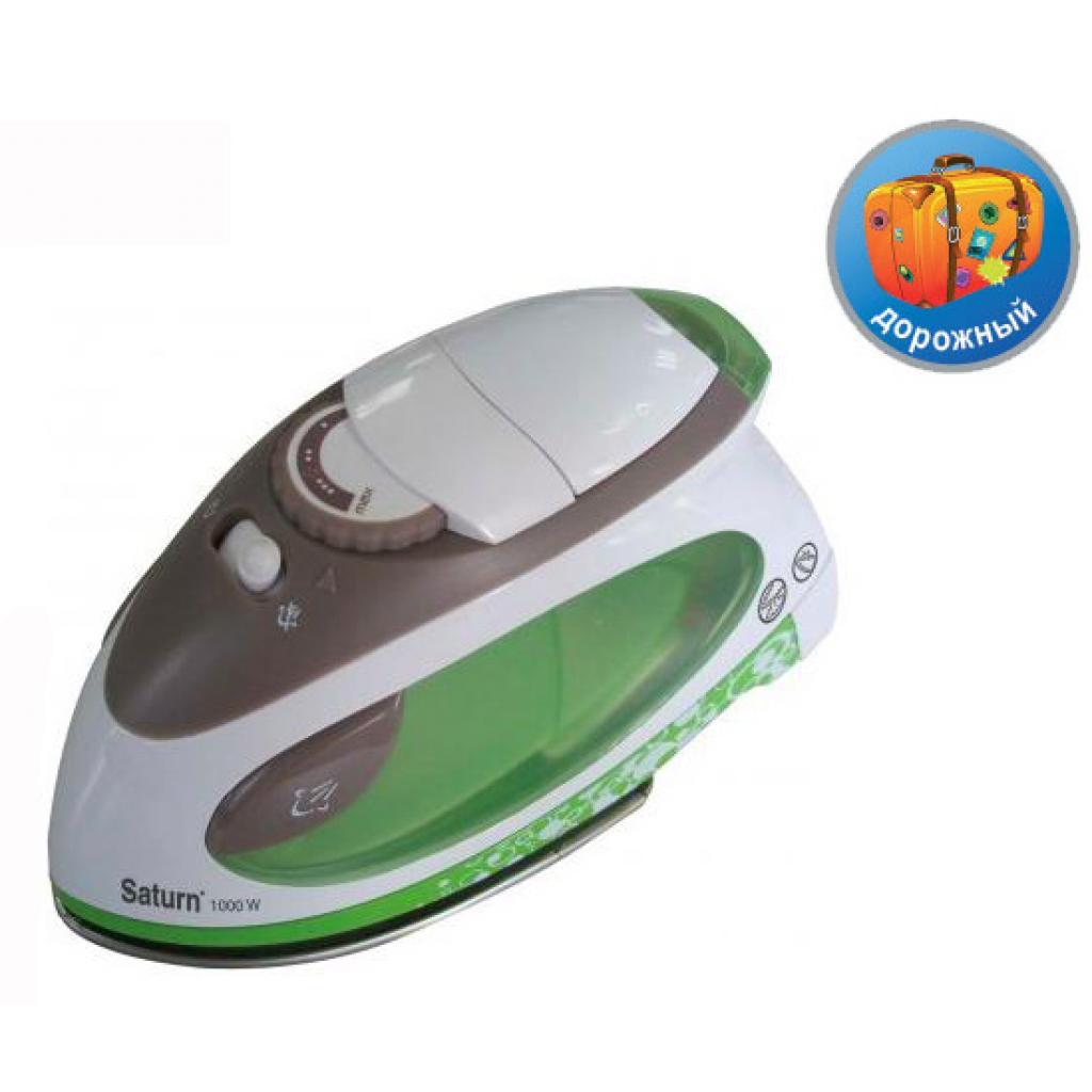 Утюг SATURN ST-CC0220 green