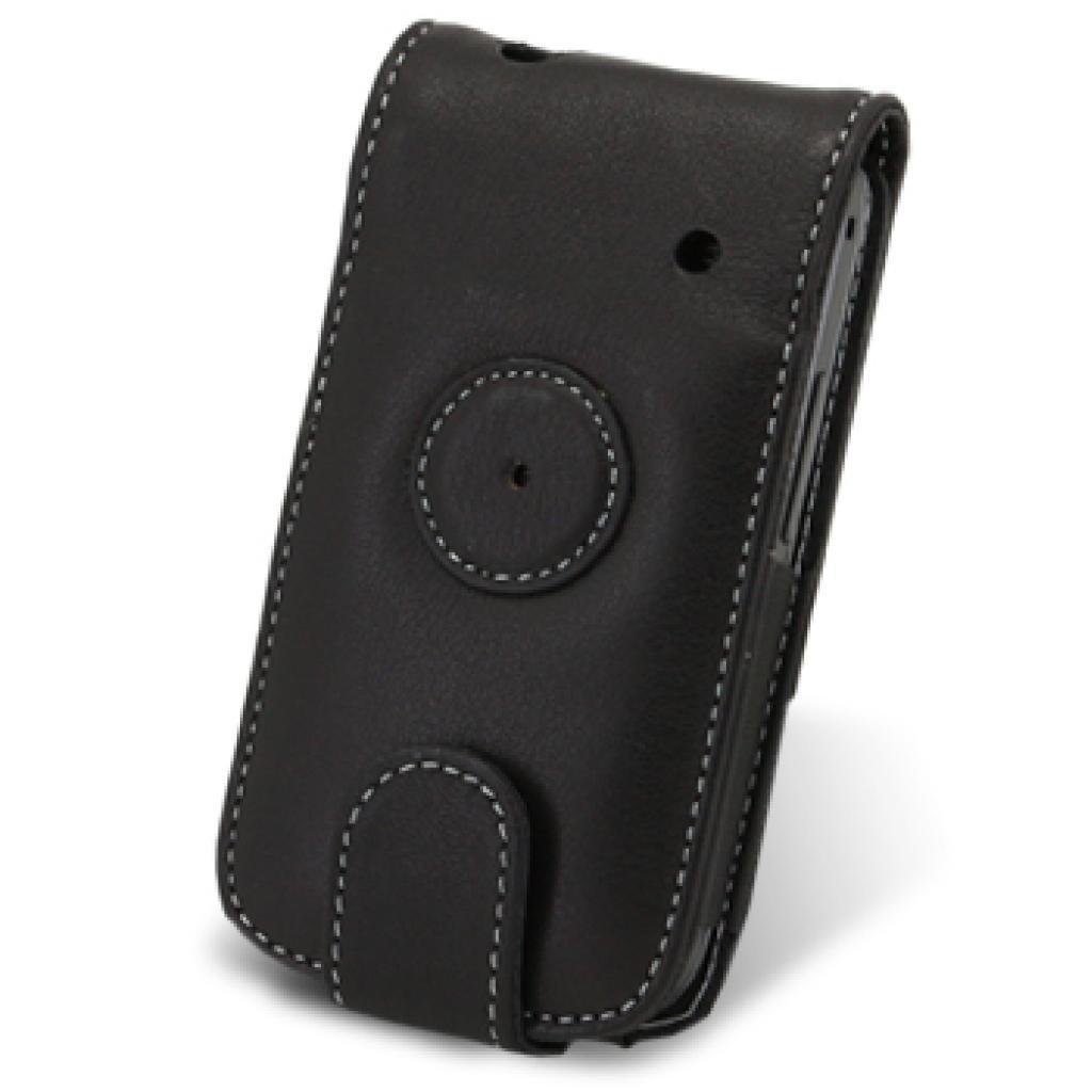 Чехол для моб. телефона Melkco для Samsung S5660 Galaxy Gio black (SS5660LCFT1BK) изображение 2