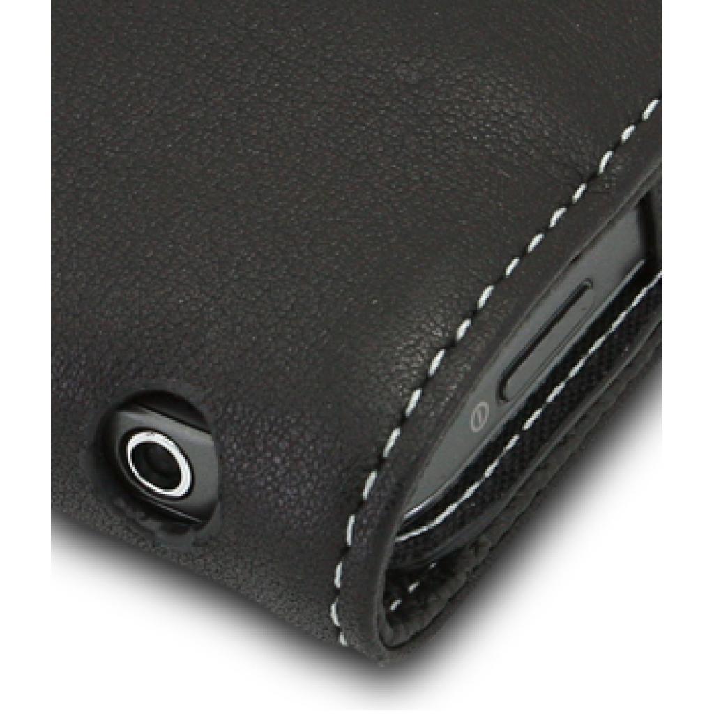 Чехол для моб. телефона Melkco для Samsung S5660 Galaxy Gio black (SS5660LCFT1BK) изображение 5