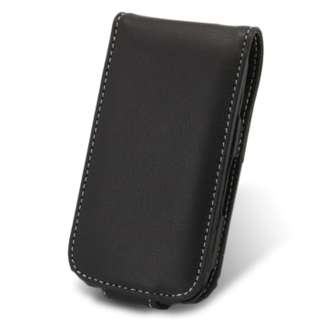 Чехол для моб. телефона Melkco для Samsung S5660 Galaxy Gio black (SS5660LCFT1BK)