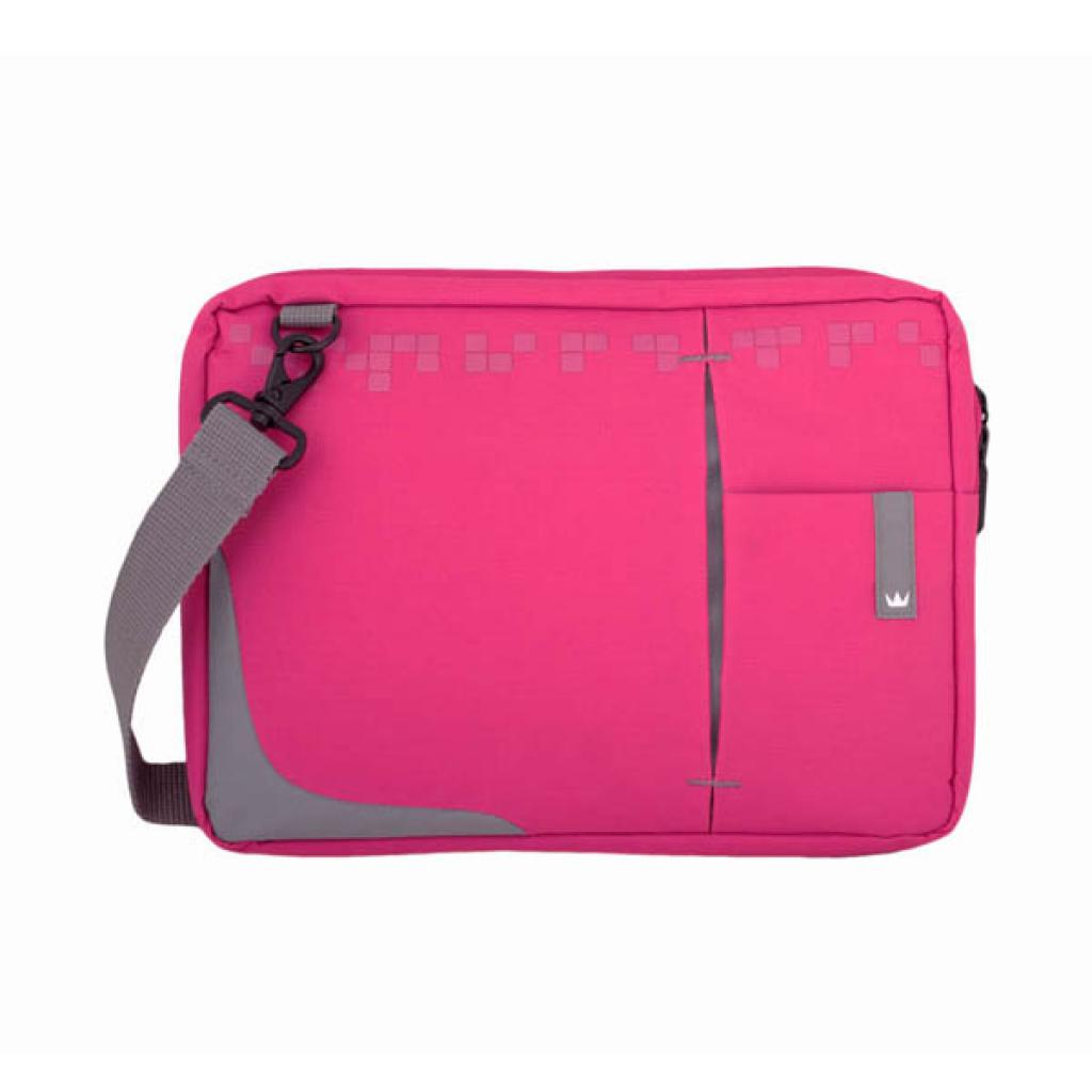 Сумка для ноутбука Crown 10.2 Genuine Sling Bag/Pink (SBG4410P)