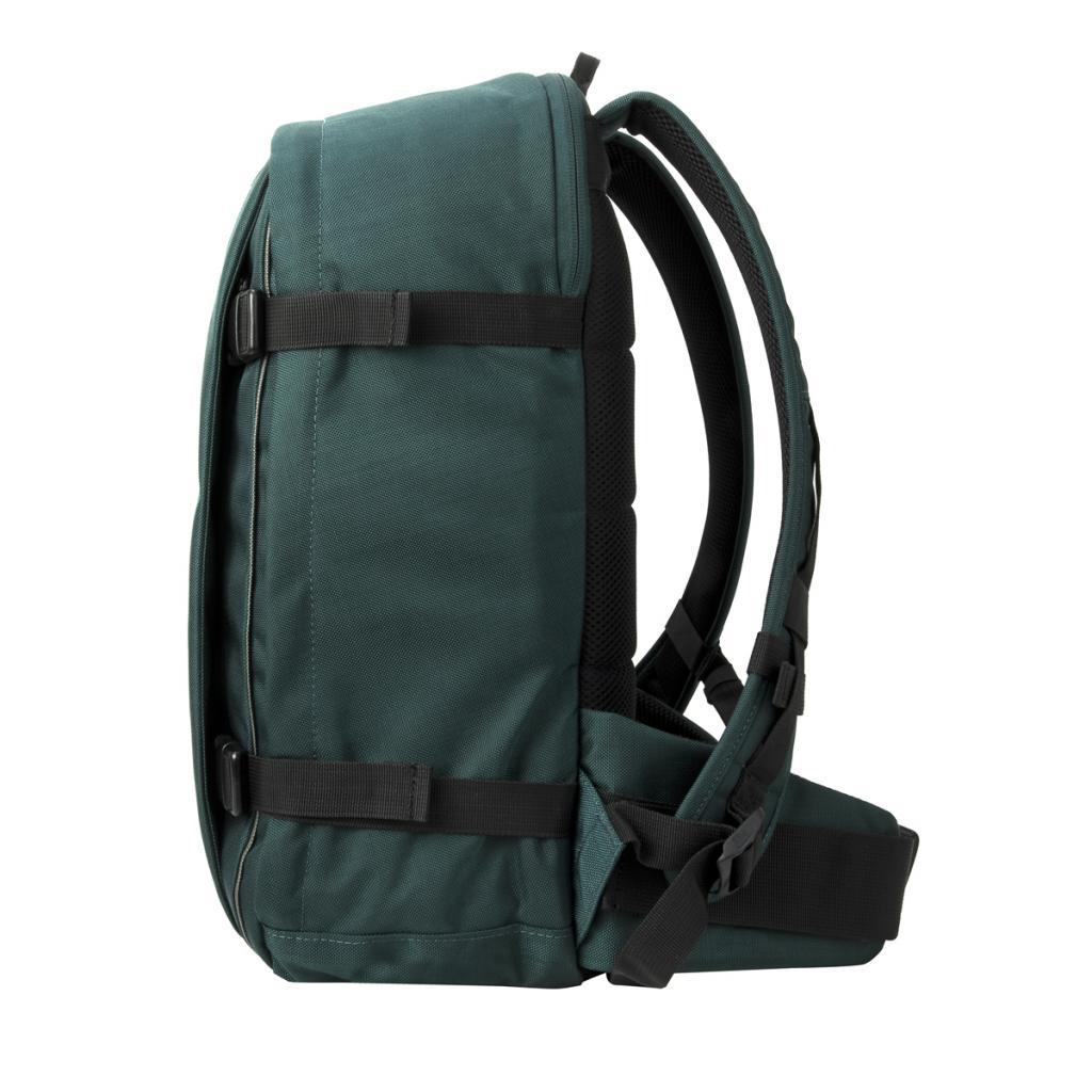 """Рюкзак для фототехники Crumpler Jackpack Full Photo +15""""NB Backpack (petrol/green yellow) (JPFBP-003) изображение 6"""