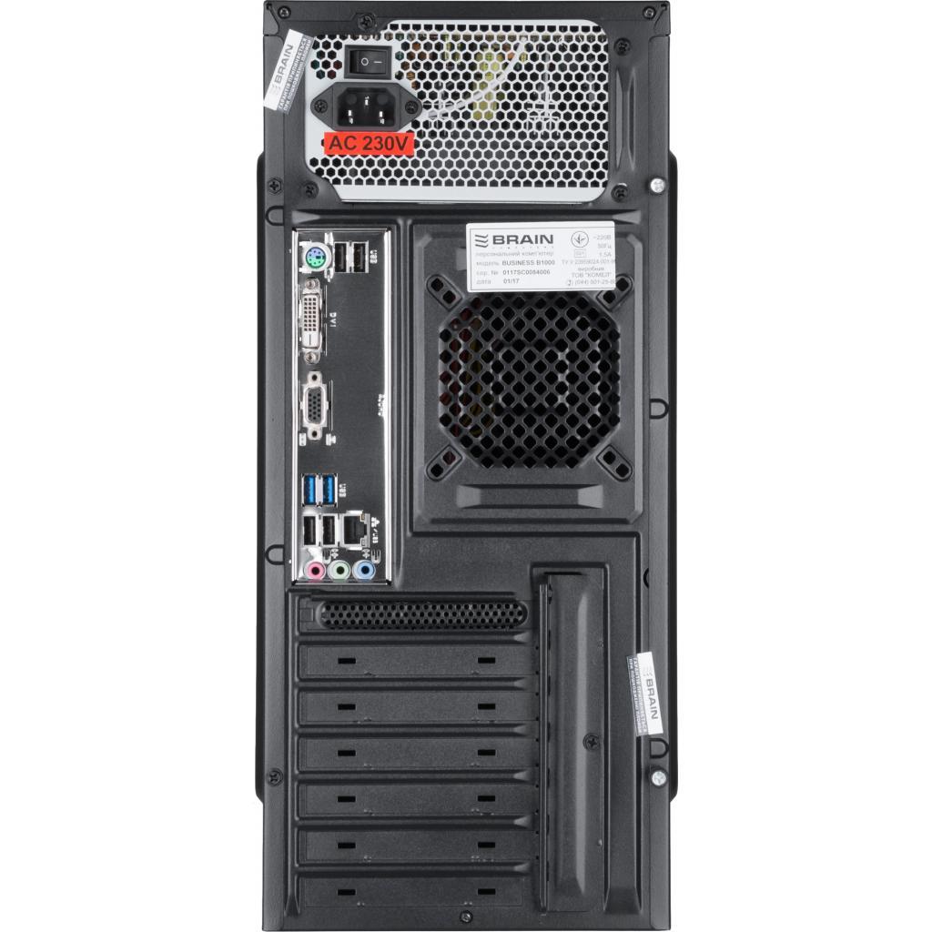 Компьютер BRAIN BUSINESS B1000 (B1820.01) изображение 6