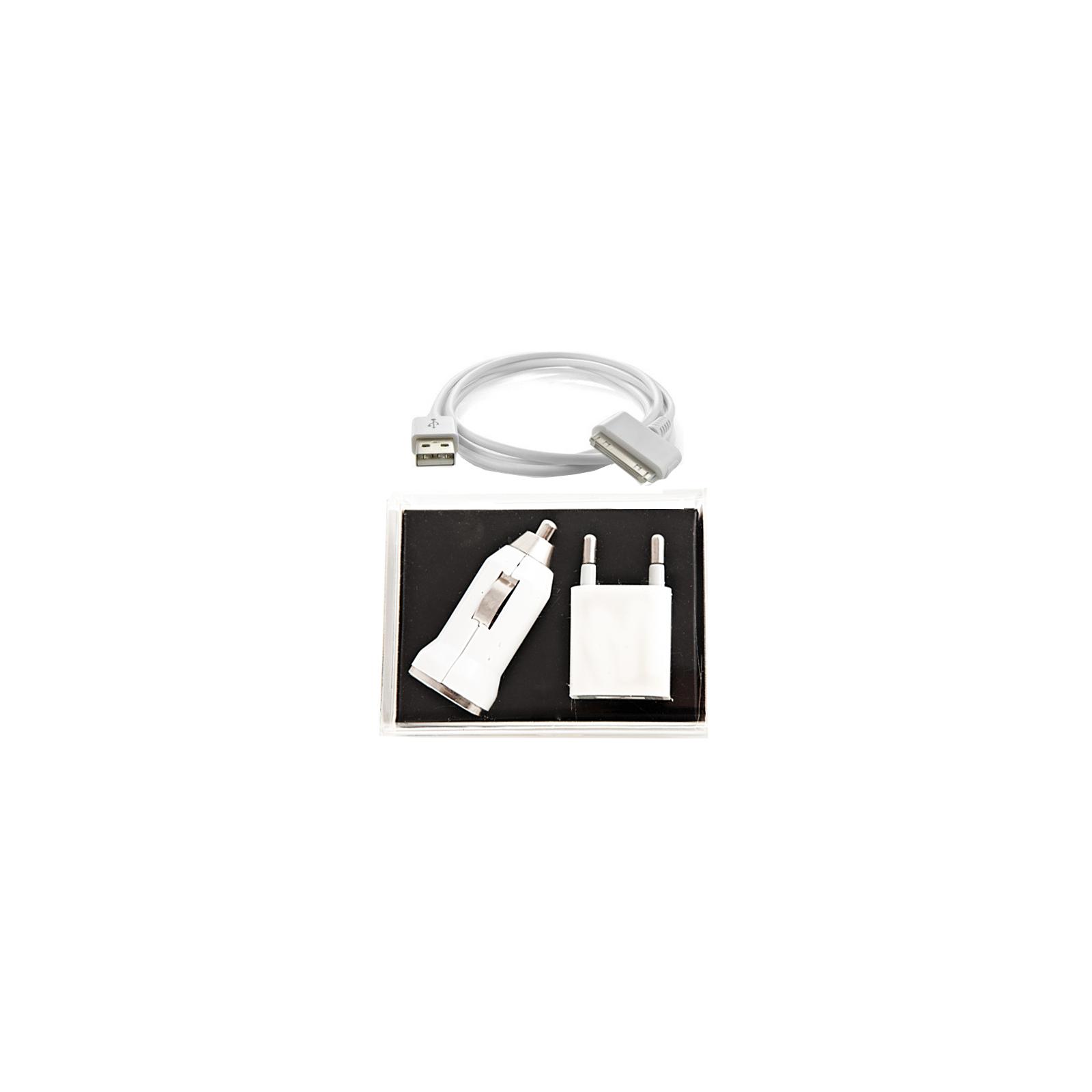 Зарядное устройство EasyLink (3 в 1) +кабель Dock (EL-189 W)