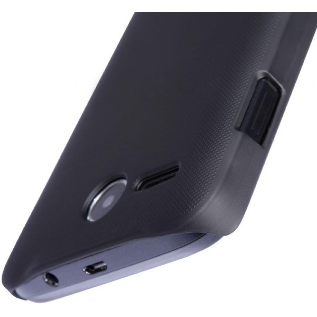 Чехол для моб. телефона NILLKIN для Lenovo A680 /Super Frosted Shield/Black (6120359) изображение 3