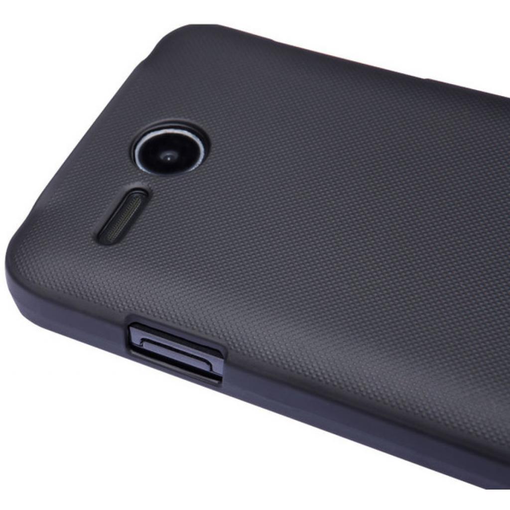 Чехол для моб. телефона NILLKIN для Lenovo A680 /Super Frosted Shield/Black (6120359) изображение 4
