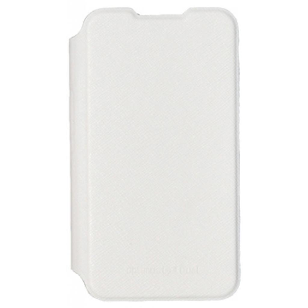 Чехол для моб. телефона VOIA для LG P715 Optimus L7II Dual /Flip/White (6068250)