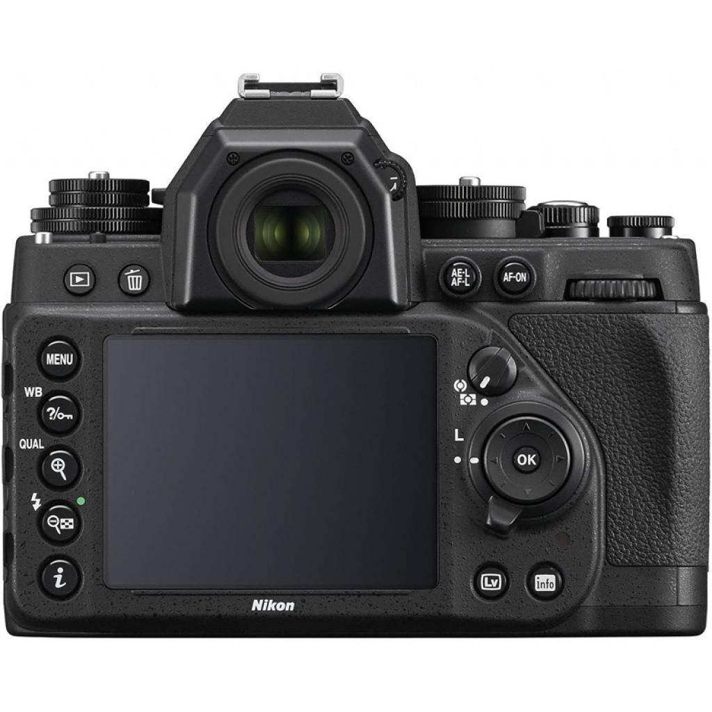 Цифровой фотоаппарат Nikon Df body Black (VBA380AE) изображение 2