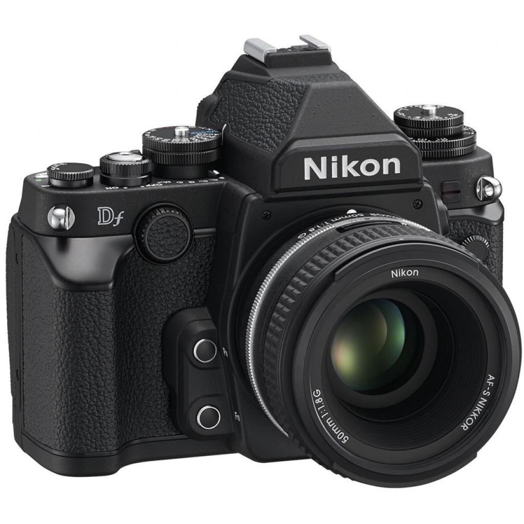 Цифровой фотоаппарат Nikon Df body Black (VBA380AE) изображение 4