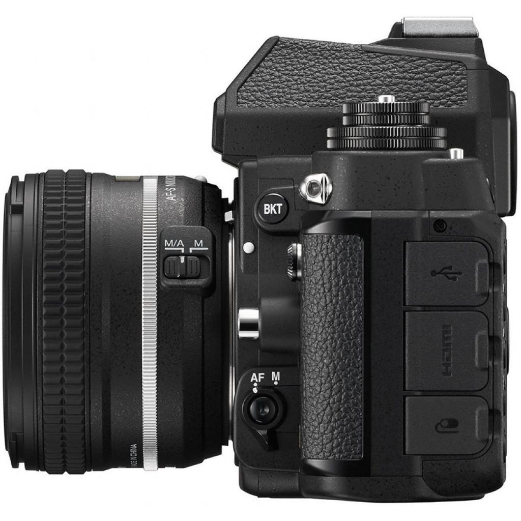 Цифровой фотоаппарат Nikon Df body Black (VBA380AE) изображение 5
