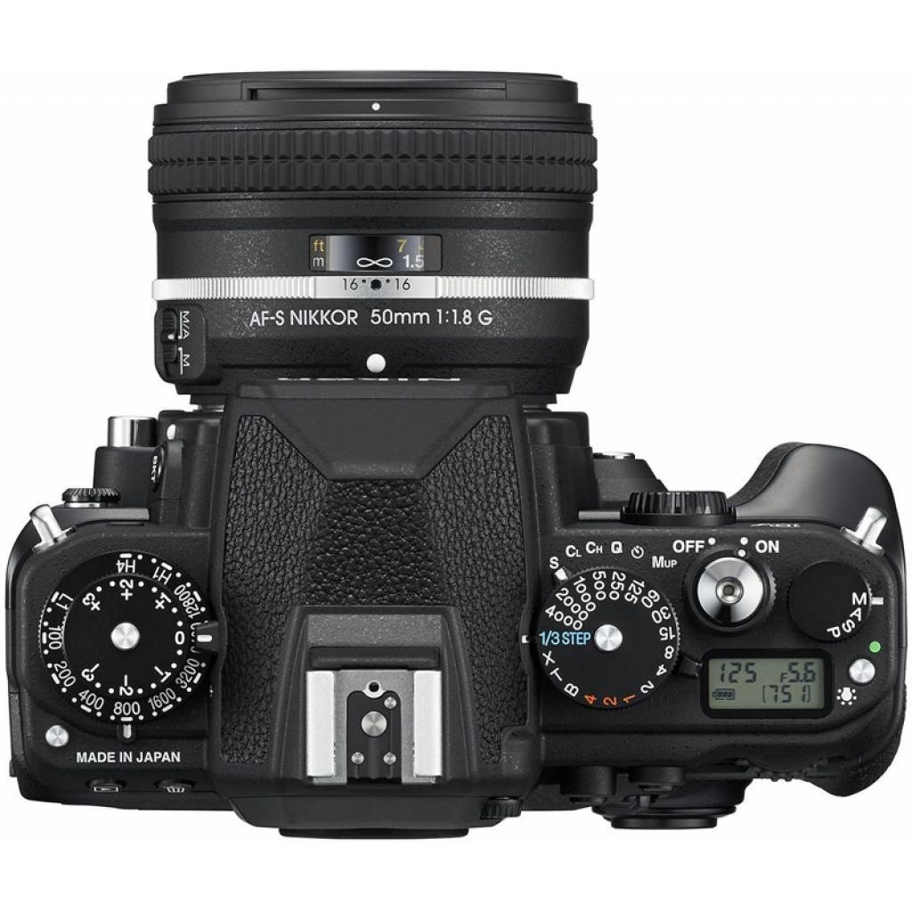 Цифровой фотоаппарат Nikon Df body Black (VBA380AE) изображение 7
