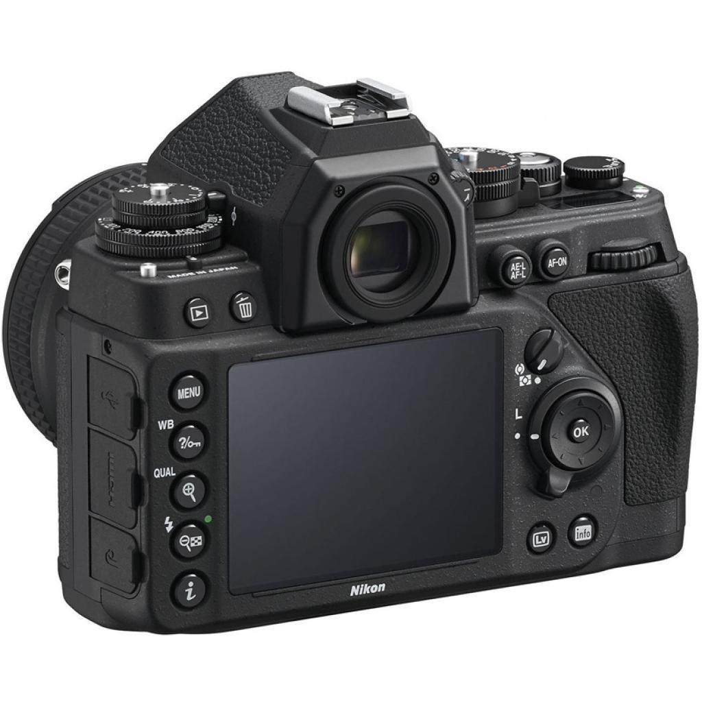 Цифровой фотоаппарат Nikon Df body Black (VBA380AE) изображение 8