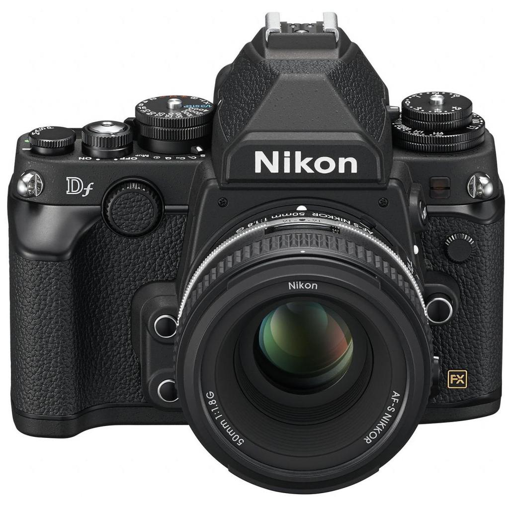 Цифровой фотоаппарат Nikon Df body Black (VBA380AE) изображение 9